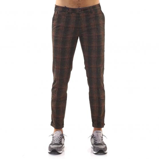 40 WEFT PANTALONE CHECK BILLY W2085 W2085
