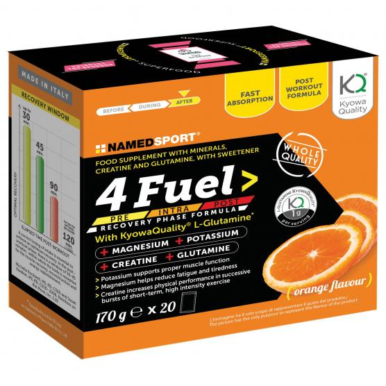 NAMEDSPORT 4Fuel 20 Buste