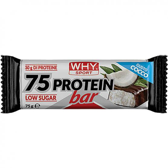 WHY SPORT 75 Protein Bar Kokos