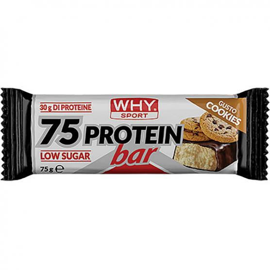 WHY SPORT 75 Protein Bar Cookies