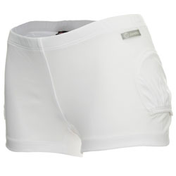 LOTTO Short Uni Tennis Donna Bianco