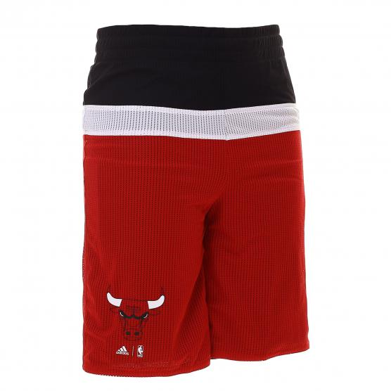 ADIDAS YOUTH WINTER HOOPS REVERSIBLE SHORT