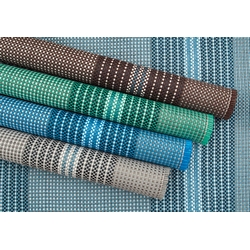 ARISOL Green mat 250x350 for camping porch