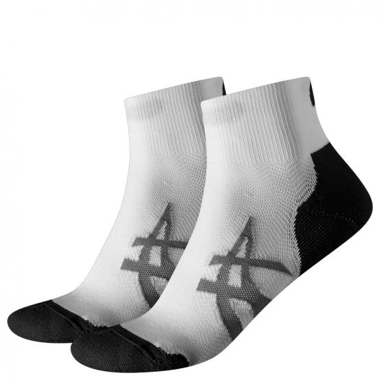 Image of asics 2ppk cushioning sock
