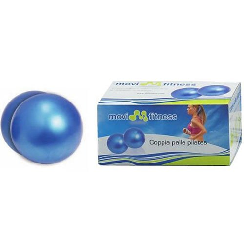 Jk Fitness Pair of Pilates Balls Weight 1.5 Kg