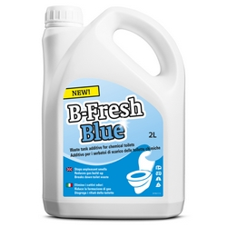 B-FRESH B-Fresh Care Blue Additivo Disgregante per Wc Chimici 2 Lt