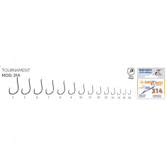 BAD BASS TOURNAMENT 314 MIS.8