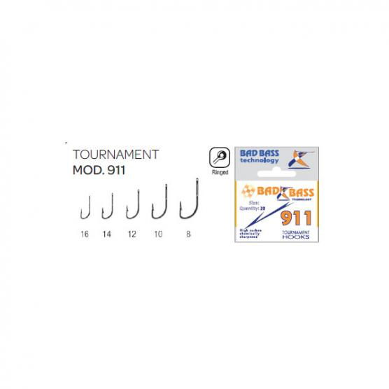 BAD BASS TOURNAMENT 911 MIS.12