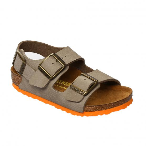 NS 163006 BIRKENSTOCK MILANO TAUPE 36