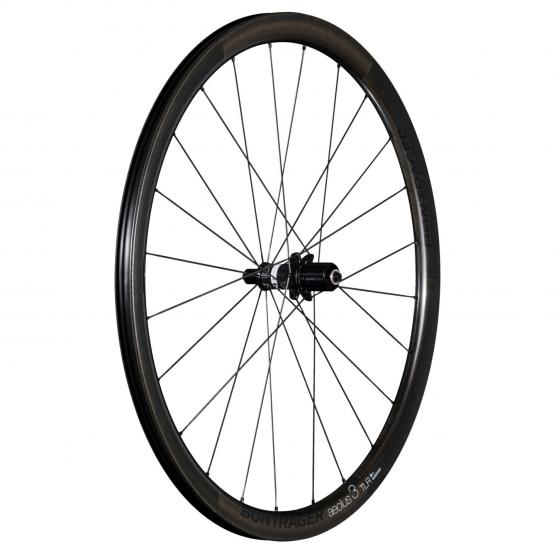 BONTRAGER Aeolus 3 TLR Posteriore