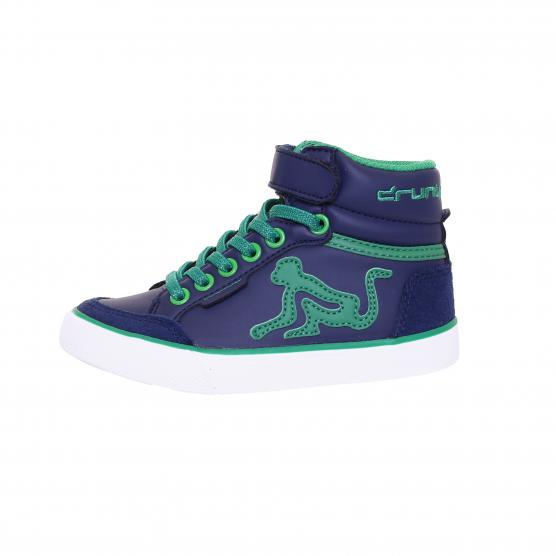 BOSTON  VITAMINIX  BOY & GIRL 150 NAVY BLUE/GREEN