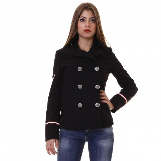 BUNF WOMAN DOUBLE-BREASTED JACKET