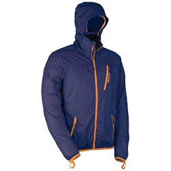 camp protection jacket 160 grammi blu