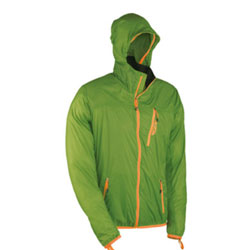 camp protection jacket 160 grammi verde