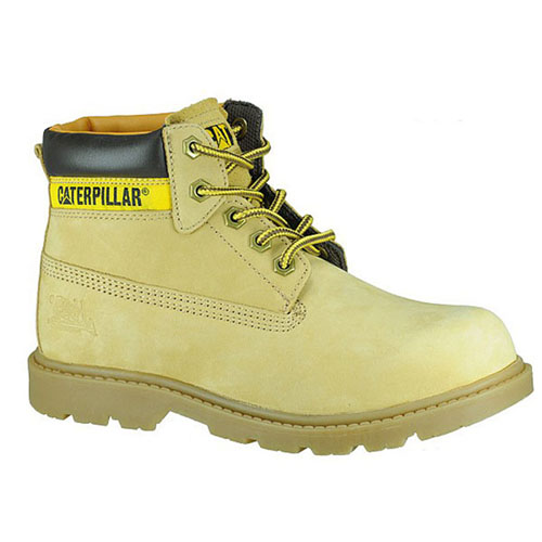 CATERPILLAR Colorado Plus Junior Leather Shoe