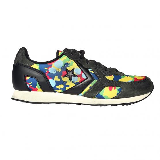 CONVERSE AUCKLAND RACER OX NYLON SUEDE PRINT