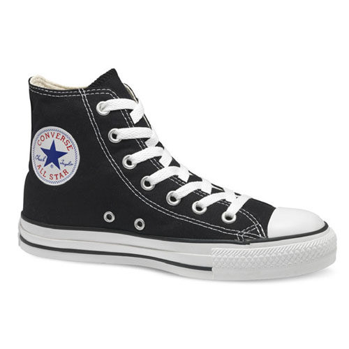 CONVERSE All Star Hi Canvas Nero