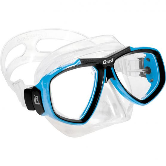 CRESSI Blue Focus Mask