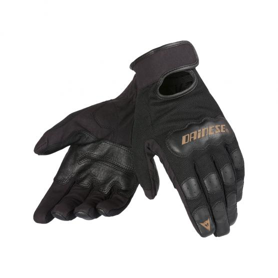 DAINESE DOUBLE DOWN GLOVES NERO