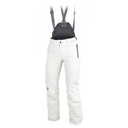 DAINESE Supreme D DRY Salopette Sci Donna Bianchi