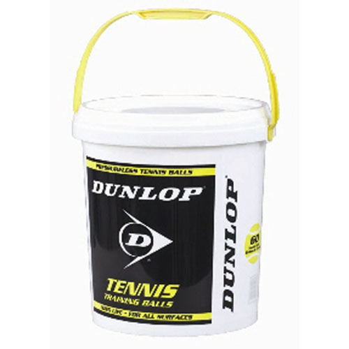 Dunlop Bidone Palle Tennis Training