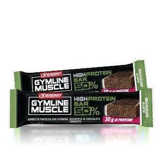 ENERVIT Gymline 50% Muscle 50% Brownie