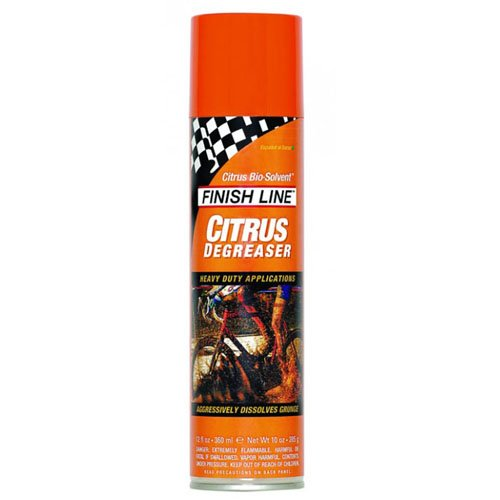 FINISH LINE Citrus Biosolvente Spray