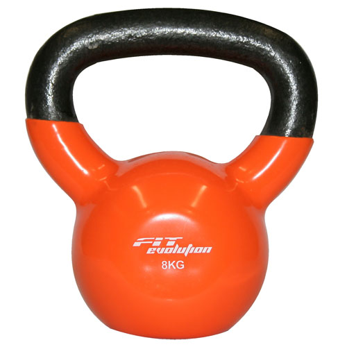 Image of fit evolution  kettlebell 8 kg