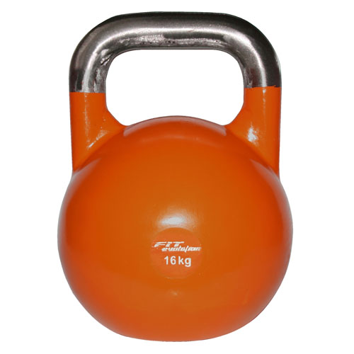 FIT EVOLUTION in Hollow Steel Kettlebell 16 Kg