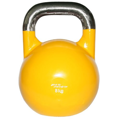 FIT EVOLUTION in Hollow Steel Kettlebell 8 Kg