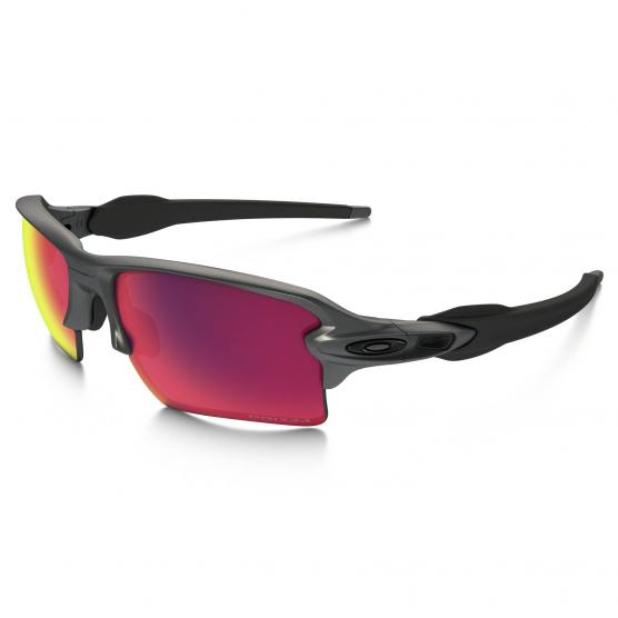 OAKLEY FLAK 2.0 STEEL/PRIZM ROAD