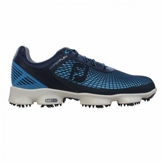 FOOT JOY HYPERFLEX NAVY/ELECTRIC BLUE