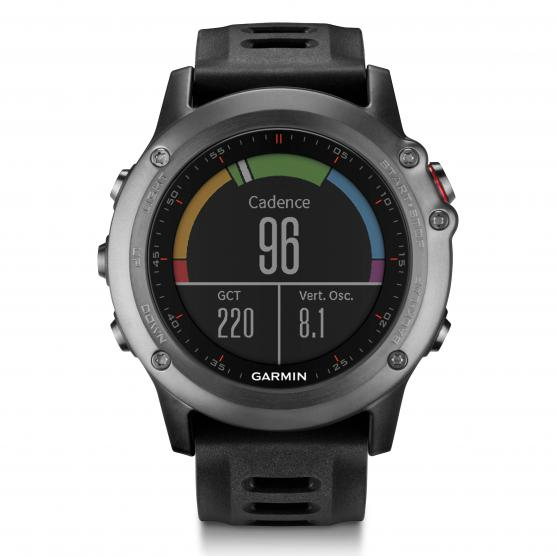 GARMIN FENIX 3 BUNDLE GREY