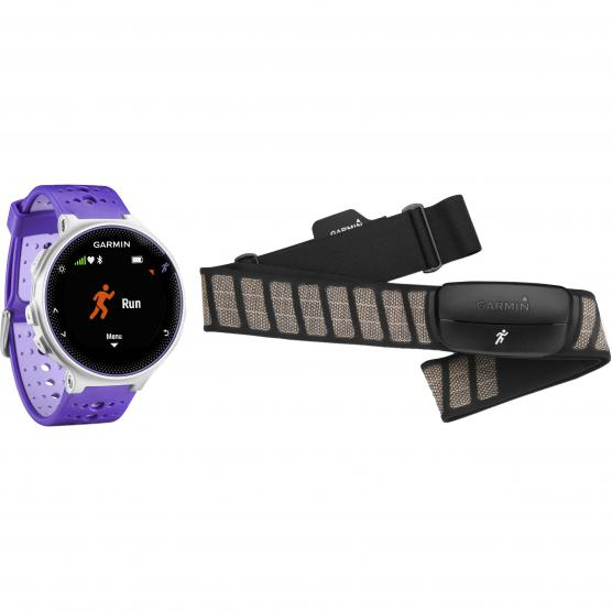 GARMIN FORERUNNER 230 PURPLE/WHITE C/CARDIO