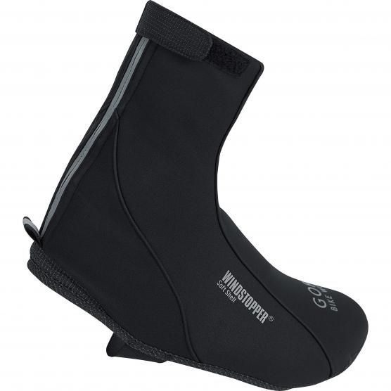 GORE Road Windstopper Soft Shell Thermo Overshoes