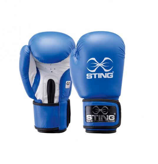 STING GLOVE BOXE LEATHER COMPETITION