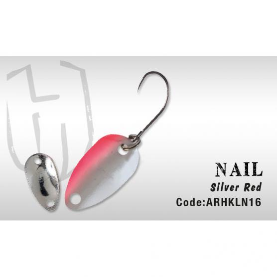 HERAKLES NAIL 2,0 GR Silver Red