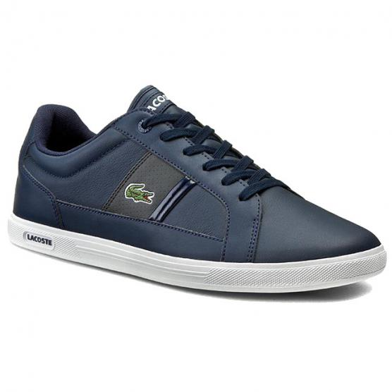 LACOSTE EUROPA LCR 3 8F7 NVY/DK GRY
