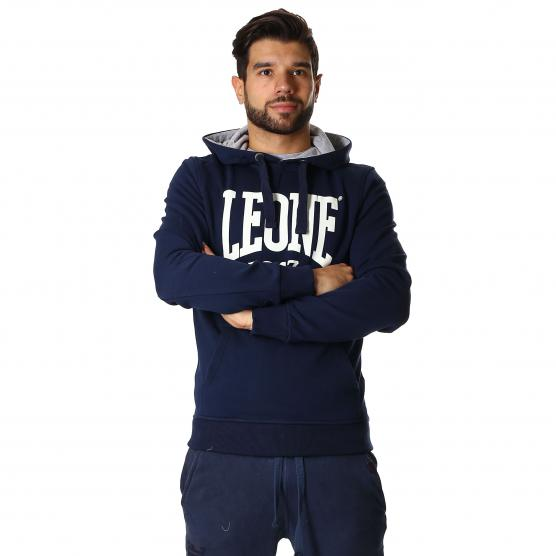 LEONE MAN FLEECE HOODY