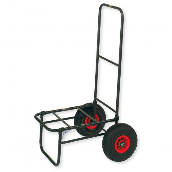 LINEAEFFE INFLATED WHEELS METALLIC TROLLEY