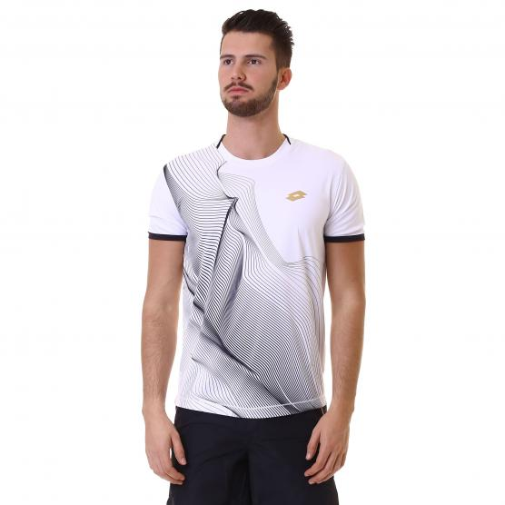 LOTTO BLAST T-SHIRT TENNIS UOMO