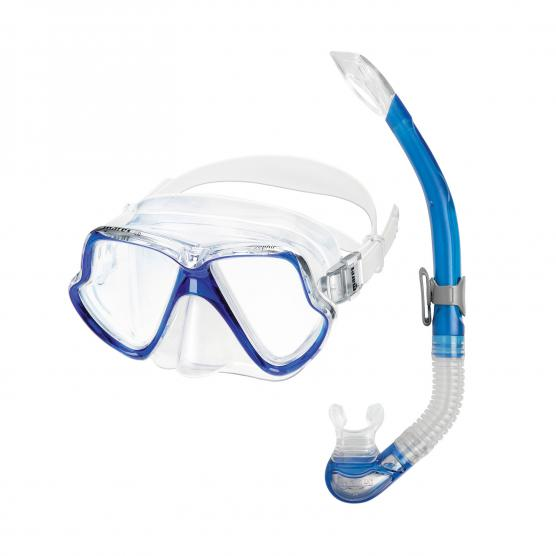 MARES SET WAHOO BLU ADULTO