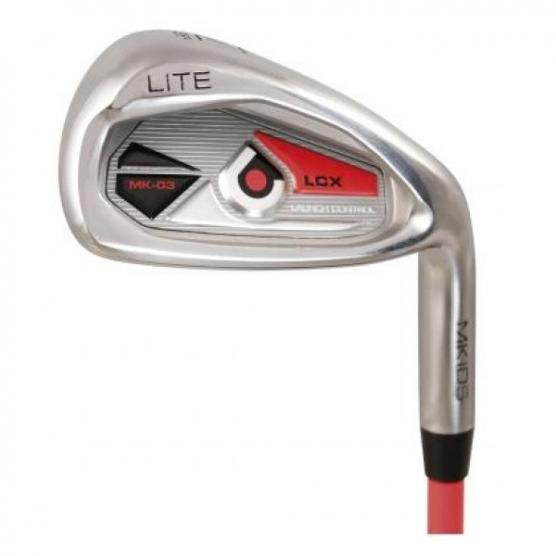 MASTERS GOLF MKIDS 8 IRON RH 53IN Rosso