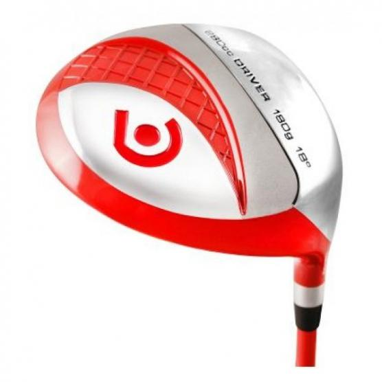 MASTERS GOLF MKIDS DRIVER RH 53IN Rosso
