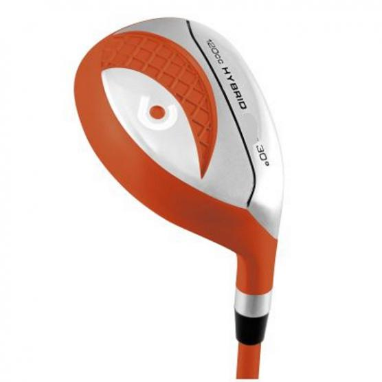 MASTERS GOLF MKIDS Hybrid RH 49 IN ORANGE