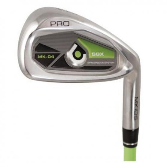 MASTERS GOLF MKIDS PITCH IRON RH 57IN