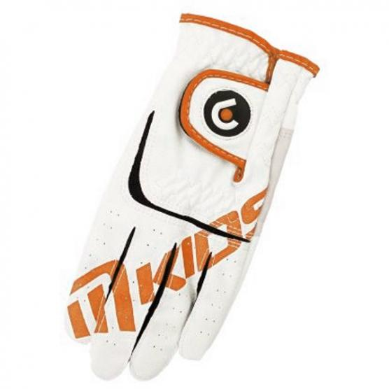 MKIDS JUNIOR GOLF GLOVES LH Arancione SMALL