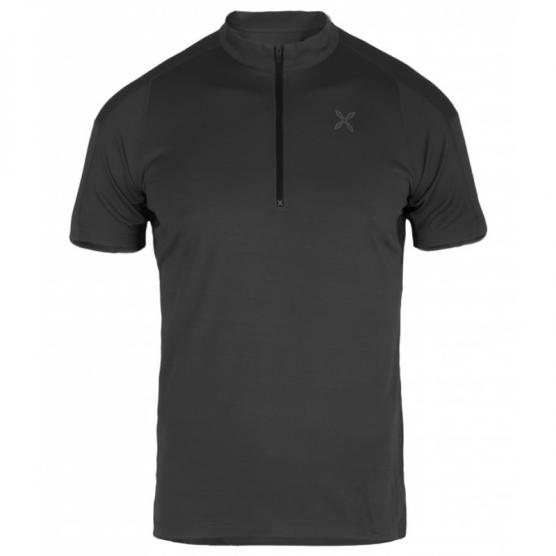 MONTURA OUTDOOR WORLD ZIP 2 T-SHIRT