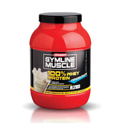 ENERVIT Gymline Muscle 100 Whey Concentrate Banana