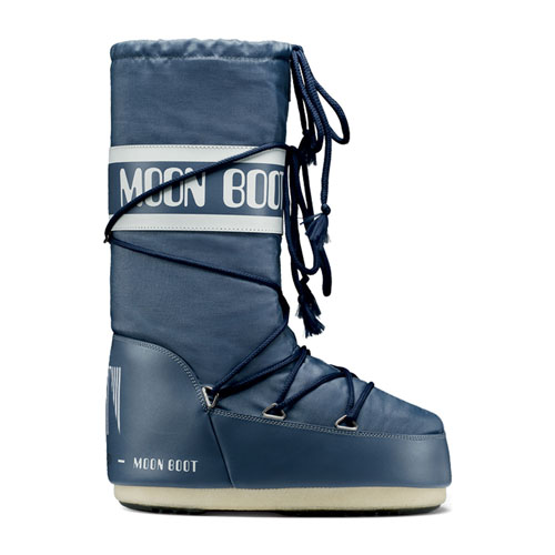 MOON BOOT Tecnica Denim Blue